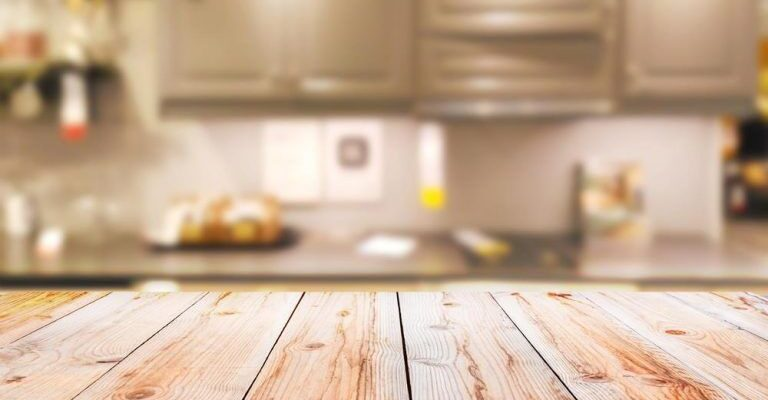 5 Easy Steps to Refinishing your Timber Table Top